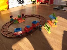 ELC Happyland railway.