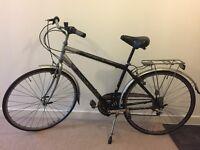 Lady city bike Cotswold Reflex