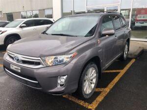 2012 Toyota Highlander Hybrid HYBRIDE LIMITED 4X4 GPS BLUETOOTH