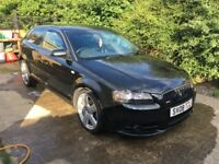 Audi A3 S-Line New timing belt/Pump & New clutch&flywheel. L@@k Not golf polo a4