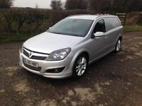 Vauxhall Astra van se cdti 1.9 150bhp
