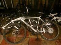 Mountain bike 80cc engine.