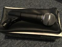 Shure SM58 Microphone - Perfect Condition