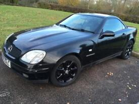 WOW MERCEDES SLK SPORTS FOR CHRISTMAS!!! Just MOTD DRIVES GREAT reduced! Only £999 call 07939236464