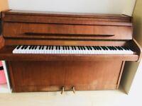 Bentley upright piano