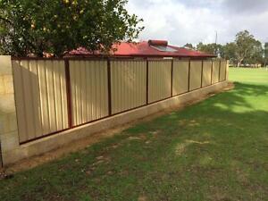 Advanced Limestone & Colourbond Fencing Ballajura Swan Area Preview