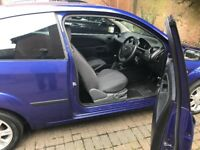 Ford Fiesta 1.2 petrol 2004 Manual 3doors