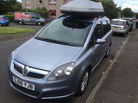 Vauxhall Zafira 1.9 CDTI Diesel 7 Seater £1250