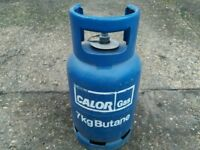 CALOR GAS 7kg BUTANE BOTTLE/CYLINDER