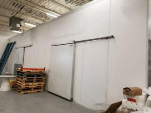 Walk-in Coolers and Freezers available