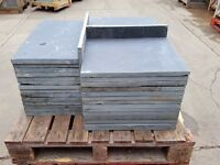 Brazilian Slate Slabs - Factory Clearance - 60x40cm - £6 per slab - Collect or delivery possible