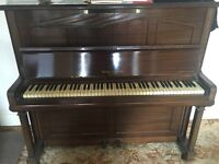 SQUIRE AND LONGSON PIANO IN EXCELLENT CONDITION