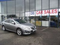 2011 11 MAZDA 6 2.2 TAKUYA D 5D 163 BHP **** GUARANTEED FINANCE **** PART EX WELCOME