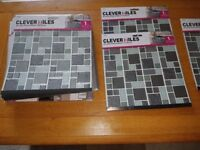 Glittered Tiles - Mosaic Reusable Glittered Tiles