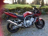 2001 Yamaha Fzs 1000 Faser