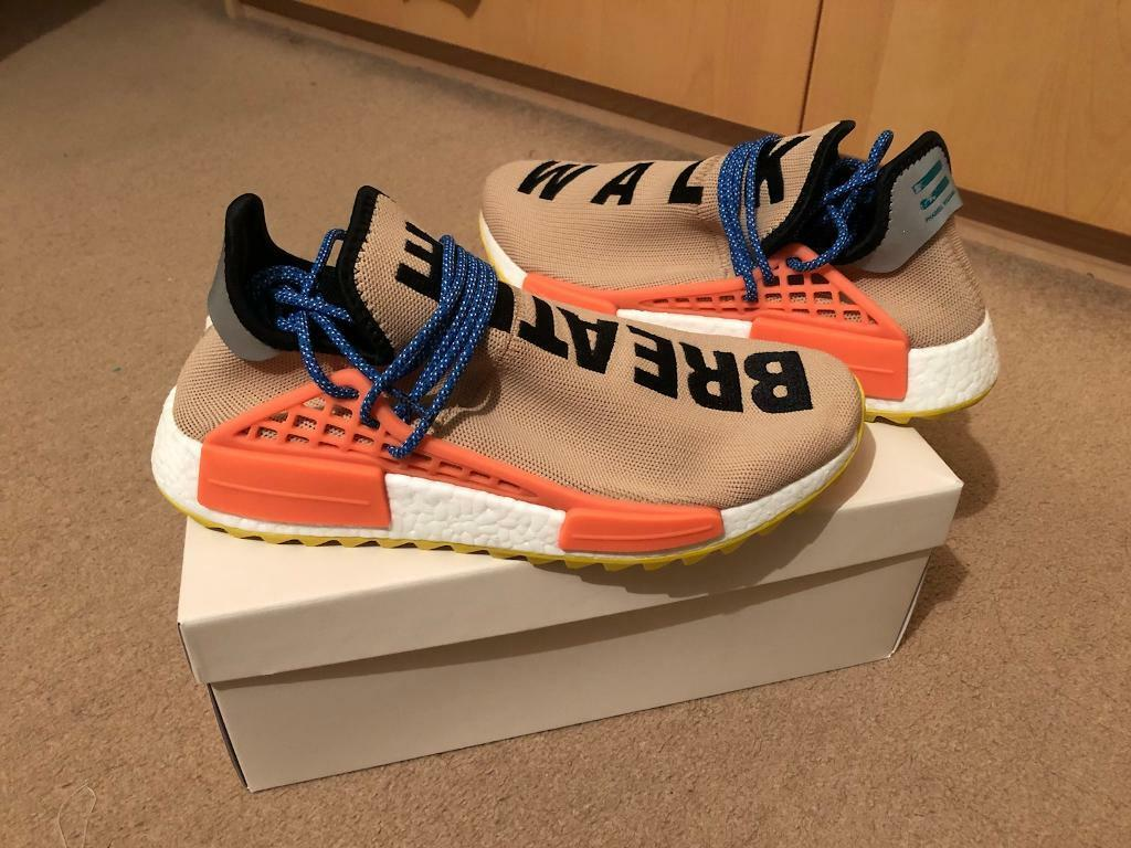 Adidas x Pharrell NMD