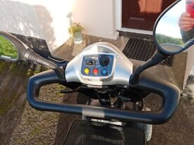 Mobility scooter hymco