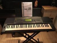 Yamaha PSR-520 Electronic Keyboard
