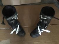 Alpine Stars Trials Boots