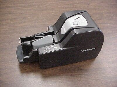 Burroughs Unisys Smartsource Check Scanner Ssp155100 Pka