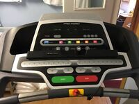 Pro treadmill, high spec, moving so best to sell