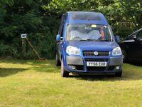 Fiat doblo dayvan conversion for sale