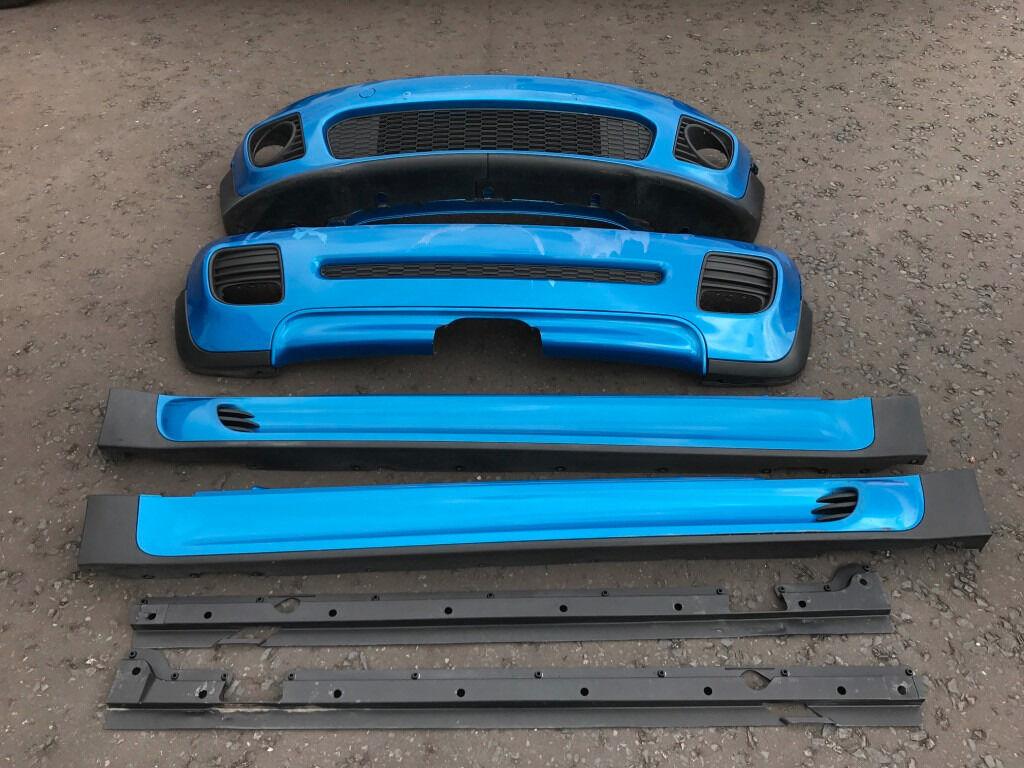 Covering Mini Cooper >> Full Genuine Mini JCW John Cooper Works Body Kit - R56 Mini One, Cooper, Cooper S, JCW | in ...