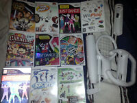 Wii family and party fun games bundle