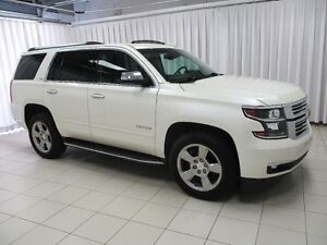 2015 Chevrolet Tahoe LTZ WITH LEATHER INTERIOR, SUNROOF, NAVIGAT