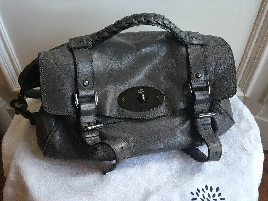 Genuine Mulberry Alexa Handbag for sale  70ad3b337c8ef
