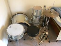 Only £60, Full Drum Set - Nobody plays it!