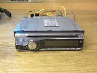 ALPINE CDE-9845RB CAR STEREO RADIO MP3 / WMA CD PLAYER