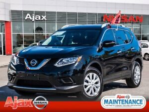 2014 Nissan Rogue S*FWD*Warranty Remaining*