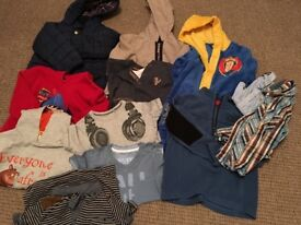 Boys clothing bundle Age 3-4 years