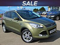Ford Kuga 2.0 TDCi Titanium X 5dr 2WD (ginger ale) 2013