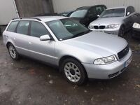 AUDI A4 2.5 TDI 2000 X REG ****VERY CLEAN AND TIDY***