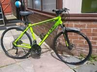 Cube pro hybrid bike