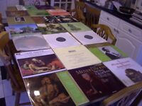 Classical Vinyl Records x 20. Collection. Various Artists. Vintage Retro. 12'' 33 rpm Good condition