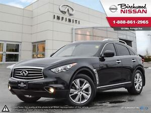 2013 Infiniti FX37 LEASE RETURN! ONE OWNER! LOW MILEAGE!
