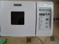 MILLERS CHOICE BREAD MAKER