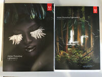Adobe Photoshop Lightroom 5 (Lightroom 4 + Lightroom 5 Upgrade) CD DVD Windows Mac