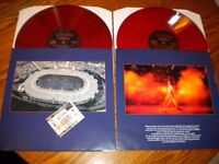 Queen Live at Wembley Vinyl, made in Poland *not been played* in mint condition