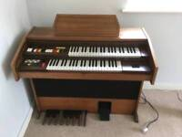 Hohner organ electric keyboard piano symphonie music instrument