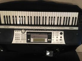 Yamaha PSR - 740 (price reduced) in very good condition
