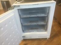 Howdens Lamona Integrated Freezer - excellent working condition 2 months old