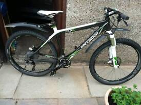 Rockrider 8XC carbon hardtail mountain bike