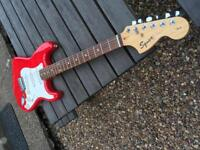 Fender Squire Affinity Strat 20th Anniversary Edition