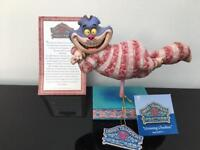 Rare Grinning Cheshire Disney Traditions
