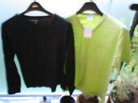 2x Ladies T-Shirts size 14
