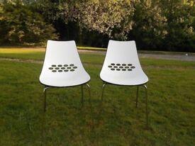 2 Designer Calligaris Jam chairs